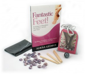 Fantastic Feet! and Foot Fitness Kit Combo