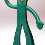 Gumby-Toy