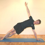 Pilates Side Plank Exercise