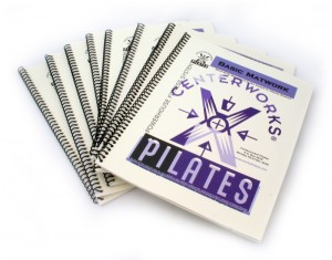 Centerworks® Pilates Training Manuals