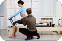 Pilates Training for Healthy Hips