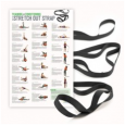 Stretch Out Strap™ (XL Strap + Exercise Training & Conditioning Poster)