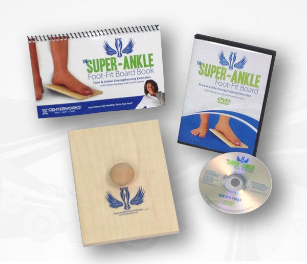 Super Ankles Foot-Fit Board Bundle