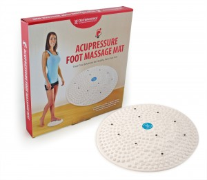 Centerworks Acupressure Foot Massage Mat