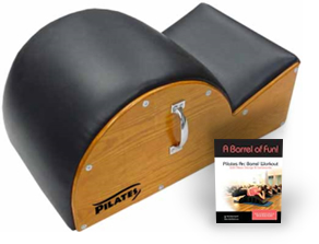 Pilates Arc Barrel & Centerworks Barrel of Fun Training Guide