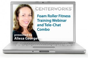 Combo: Foam Roller Fitness & Foam Roller Training for Pilates Pros