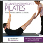 Beginner-Intermediate Pilates Workout CD
