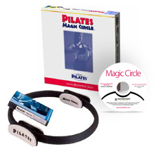 Pilates Magic Circle and Workout Audio
