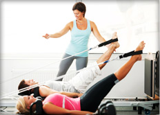 Pilates Teacher Training with Pilates Expert Aliesa George