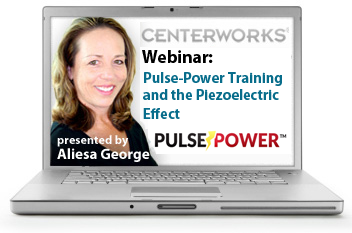 Pulse-Power Training and the Piezoelectric Effect