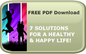 Seven Easy Solutions for a Healthy & Happy Life PDF