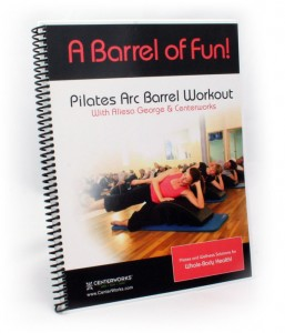 A Barrel of Fun! Pilates Arc Barrel Workout