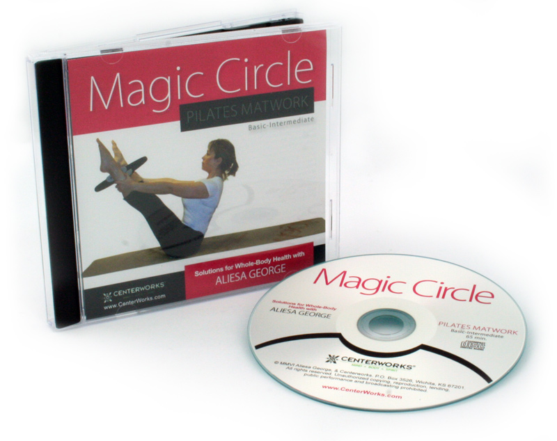 Magic Circle Pilates Matwork: Basic-Intermediate