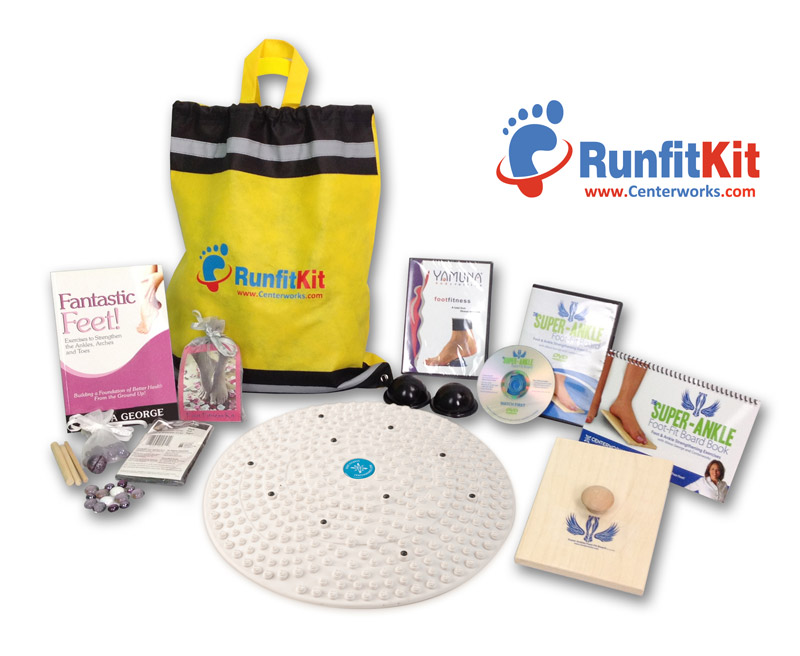 RunFit Foot Fitness Kit™