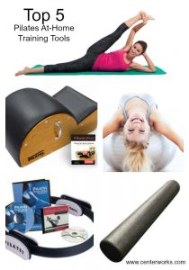 At-Home Pilates Training Tools