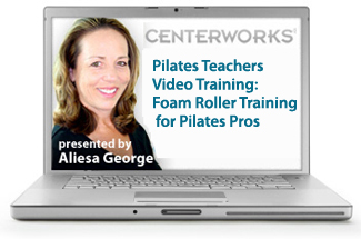 Pilates Teachers Video Training: Foam Roller Training for Pilates Pros