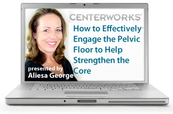 How to Effectively Engage the Pelvic Floor to Help Strengthen the Core