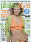 """Fantastic Feet!"" by Aliesa George featured in Pilates Style Magazine"