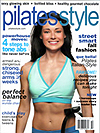 Posture Principals for Health featured in Pilates Style Magazine