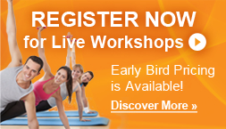 Live Pilates Workshop